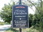 Town of Davidson Bus Tour