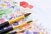 Watercolor with Judith Brown