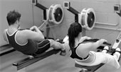Fall Into Greater Fitness with Indoor Rowing
