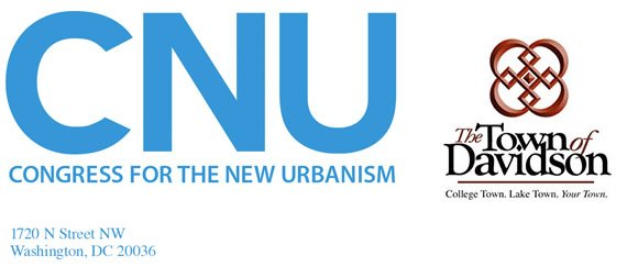 CNU and town logo