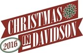 Christmas in Davidson logo