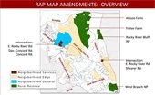 Rural Area Map amendments