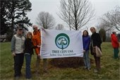 Arbor Day banner