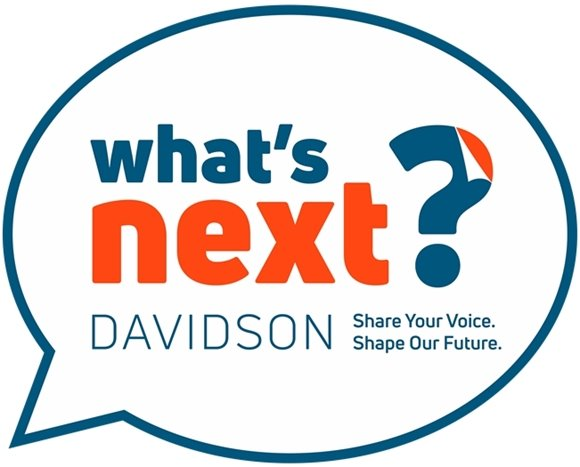 What's Next Davidson? Logo