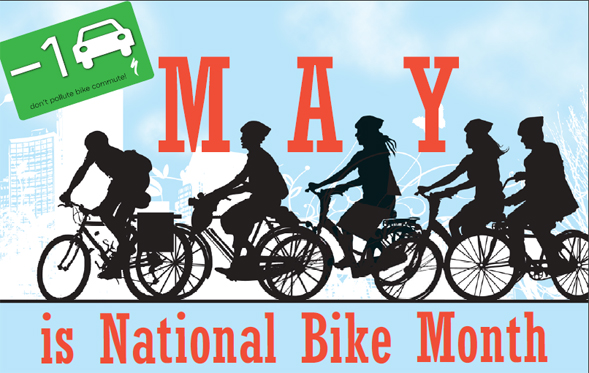 Bike-Month-May Banner