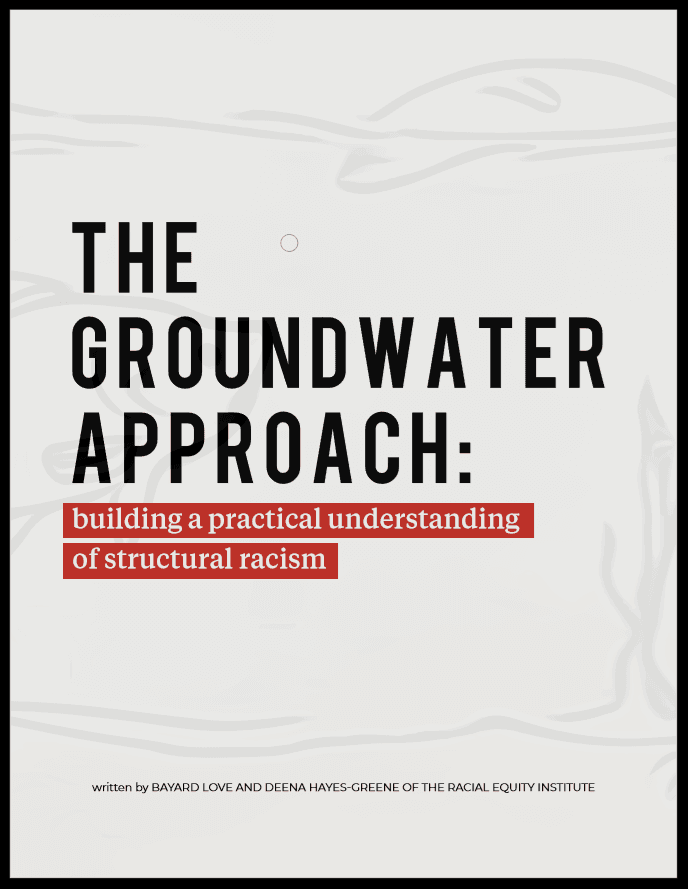 groundwater approach