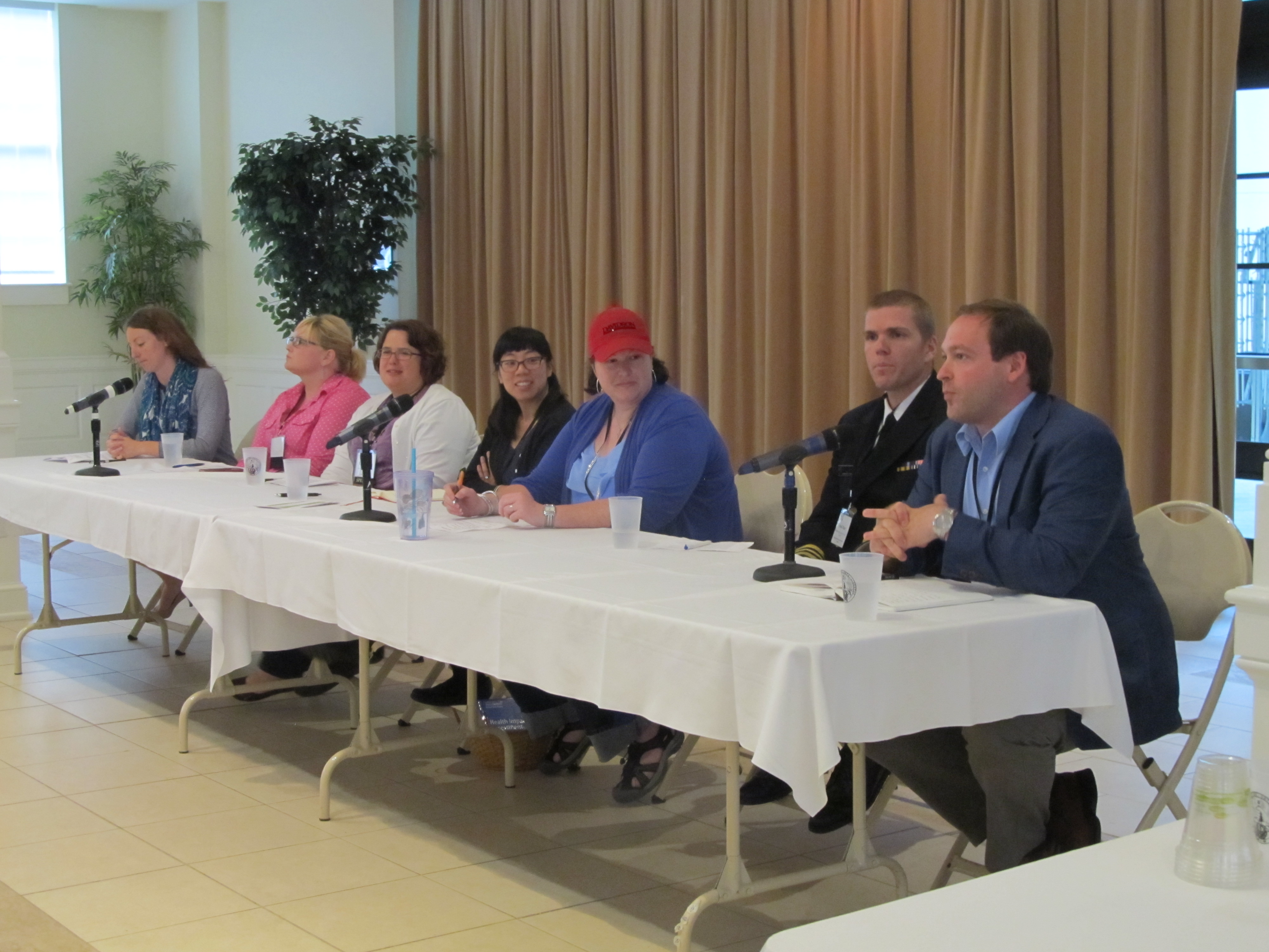 2014-08-01 Funders Panel